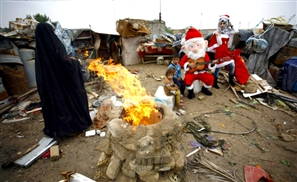 10 Ways Middle Easterners Created Magic This Christmas