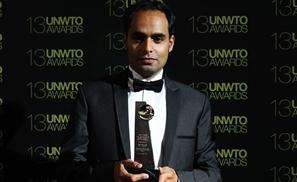 Egyptian Entrepreneur Wins the UN World Tourism Organisation Award