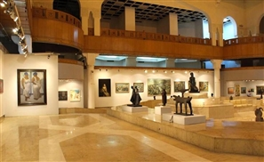 Egyptian Movie Director Steals 5 Antique Paintings From the Museum of Modern Egyptian Art