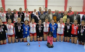 Egypt's Women's Volleyball Team Just Won Its 7th African Championship and No One Is Talking about It