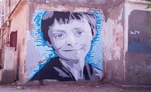 Egyptian Graffiti Artist Nemo to Display Work in Iran