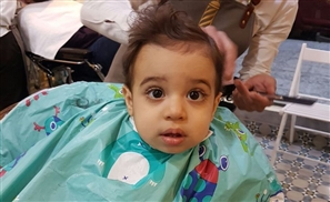 Egyptian Barbershop 'Good Barbers' Now Capture Your Child's First Haircut in the Cutest Way Ever
