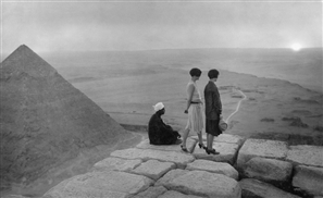 Mashable Releases a List of 21 Fascinating Photos of the Pyramids at the Turn of the 20th Century