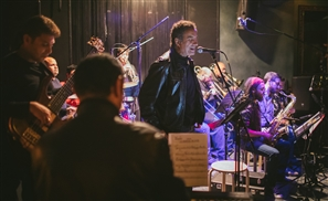 The Cairo BigBand Society is Bent on Reviving Old Style Jazz in Egypt