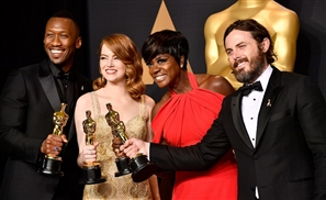Last Night's Oscars: First Ever Muslim Win, Beautiful Tribute to Syria and an Arab Barred