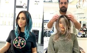 Famed Lebanese Celebrity Hairstylist Mounir is Setting Up Shop in Egypt