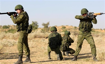 Russia Reportedly Deploys Forces near Egypt's Border with Libya