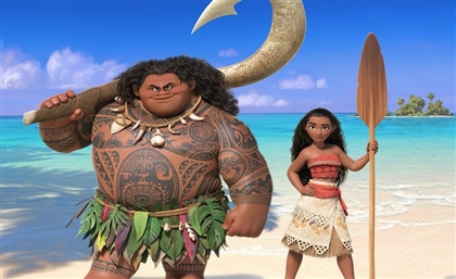 Disney Is Releasing an Egyptian Dialect Edition of Moana featuring Carmen Soliman