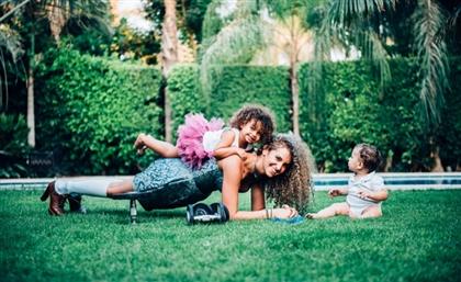 Egypt's Fittest Supermum Norshek Fawzy Tells Her Entrepreneurial Journey in Her Own Words