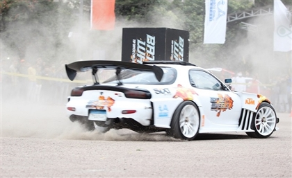 Egypt's Top Race Car Drivers Gear Up for Massive Nation-Wide Competition Next Month