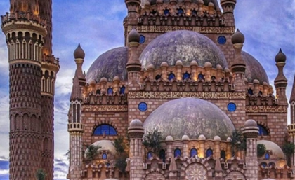 6 Stunning Pictures of the New Al-Sahaba Mosque in Sharm El-Sheikh