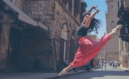 Ballerinas of Cairo Have Just Been Beautifully Featured in Marie Claire