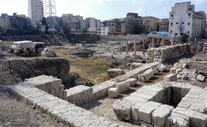 Ancient Alexandria's Imperial Bathhouse Ready for Visitors After Nearly 50 Years