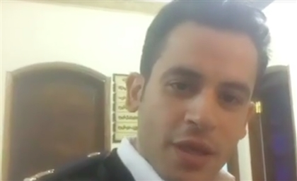This Egyptian Police Officer Spoke Out Against Sexual Harassment and His Message Went Viral