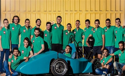 These Egyptian Students Are Transforming Egypt's Motor Industry with Solar-Powered and Electric Cars