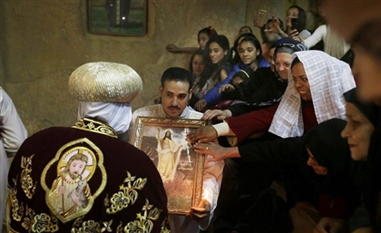 Minya Churches Halt Easter Celebrations in Mourning of Twin Church Bombings' Victims