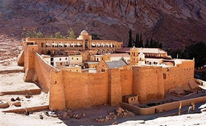 ISIS Claims Responsibility for Terrorist Attack on Police Checkpoint Near St. Catherine Monastery