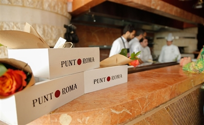 Punt Roma is Treating Its Customers to an All-Star Cooking Class at The Nile Ritz-Carlton