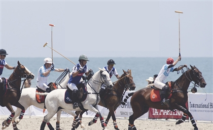 Hold Your Horses, Beach Polo Is Coming to Egypt for the First Time Ever Next Weekend