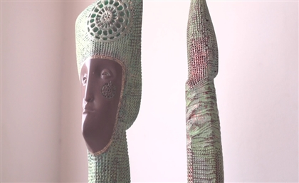 Watch as this Egyptian Artist Creates Magnificent and Unusual Sculptures