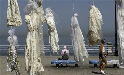 This Haunting Installation Protests Law that Acquits Rapists if They Marry Their Victims in Lebanon