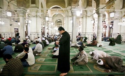 Egyptian Government to Install Security Cameras inside Mosques