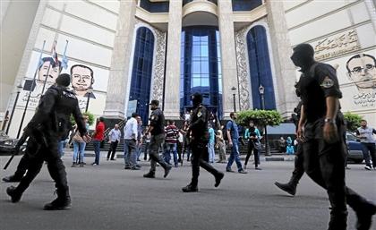 Egypt's Ranking Alarmingly Slips on World Press Freedom Index