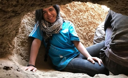 Move Over Zahi Hawass: This Egyptian Female Archaeologist Is About to Lead Her First Excavation