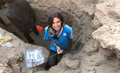 Meet the Egyptian Female Archaeologist Leading Her Own Excavation at Just 27 Years Old