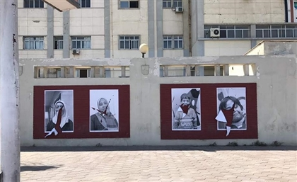 Artist Amina Kaddous on Why Members of this Egyptian Community Destroyed Their Own Portraits