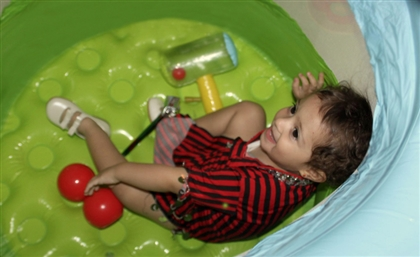 A Baby Party is Happening Next Week in Cairo and Parents Get in For Free