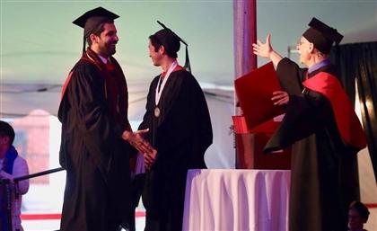 Egyptian Student Awarded the Harvard Intellectual Contribution Award