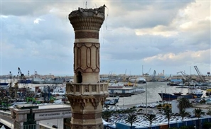 Egypt's Winter Sees Alexandria Mosque Collapse from Wind