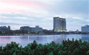 Four Seasons Hotel Cairo at Nile Plaza Wins Big