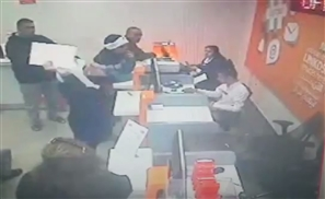 Video: Women Loses it at Mobinil