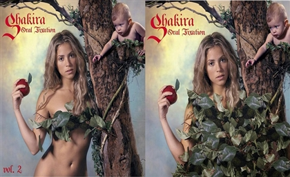 12 Times the Arab World Hilariously Covered Up 'Raunchy' Album Art