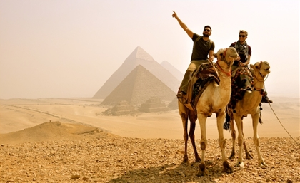 7 Types of Foreigners in Egypt