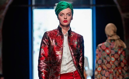 Video: Modest Fashion Hits Italy's Runways