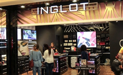 Makeup Sensation Inglot Has Just Opened its First Store in Egypt