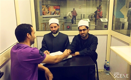 There's a New 'Fatwa Kiosk' in Cairo's Metro - And Here's the Advice We Got