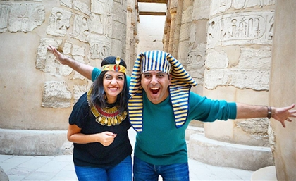 This Couple is Traveling Across Egypt over 60 Days and Writing a Book About It