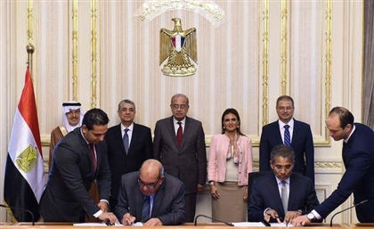 Saudi Power Company to Develop $190 Million Solar Power Project in Egypt