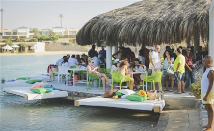 This New Sahel Beach Bar is Set to Be The Season's Hottest Hangout Spot