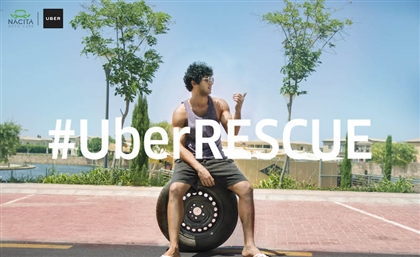 UberRESCUE: Our Sahel Superhero of the Year is Now in 6th of October