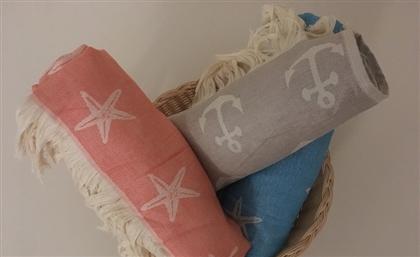 FUTA Egypt's Beach Towels are the Perfect Addition to your Beach Bag
