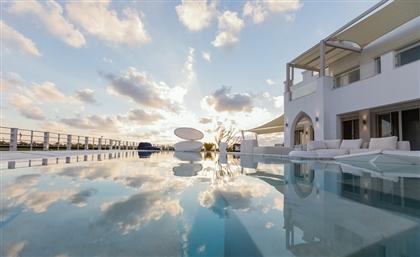 This Gorgeous Sahel Beach House by Studio Five Redefines Luxury Summering