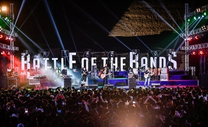 Meet The Dynamic Duo Behind Red Bull Soundclash,  Battle of The Bands and Cairo Fashion Festival