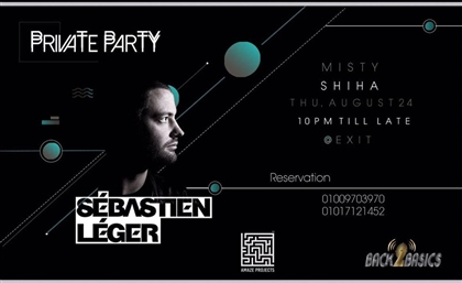 Shiha, Misty, and DJ Sébastien Léger Will Be Taking Over Sahel Nighspot Exit This Weekend