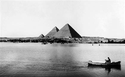 Cairo Captured in Pictures Over The Last 100 Years
