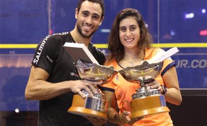 4 Egyptians Dominate The China Open Squash Tournament